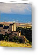 Segovia, Spain Greeting Card