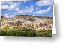Selime - Turkey Greeting Card
