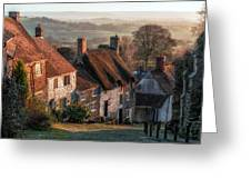 Shaftesbury - England Greeting Card