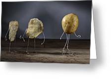 Simple Things - Potatoes Greeting Card