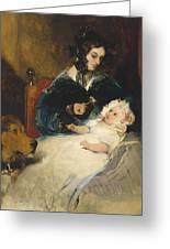 Sir Edwin Henry Landseer Greeting Card