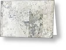 Stone Tiles Greeting Card