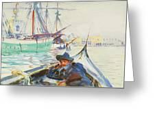 The Giudecca Greeting Card