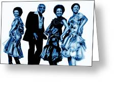 The Staple Singers Collection Greeting Card