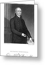 Timothy Dwight (1752-1817) Greeting Card