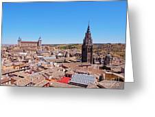 Toledo, Spain Greeting Card