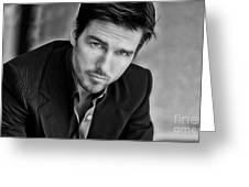 Tom Cruise Collection Greeting Card
