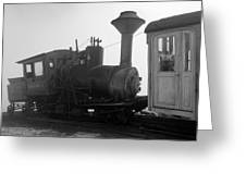 Train Greeting Card