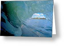 Venice Surf Greeting Card