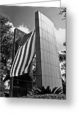 Viet Nam Veteran's Memorial Greeting Card