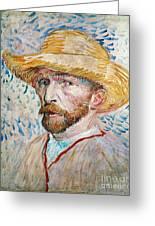 Vincent Van Gogh (1853-1890) Greeting Card