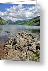 Wastwater Greeting Card