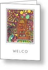 Welco Greeting Card