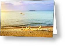 Whitefish Point, Michigan Greeting Card