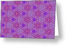 Arabesque 085 Greeting Card