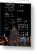 30 Rock, Christmas Eve, 2011 Greeting Card