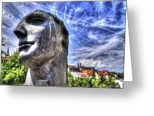 302 Bamberg Greeting Card