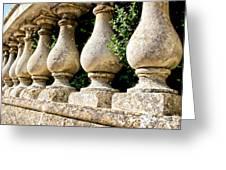 Stone Wall Greeting Card