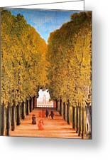 31165 Henri Rousseau Greeting Card