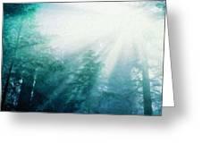 Nature Art Landscape Greeting Card