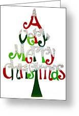 Christmas. Greeting Card