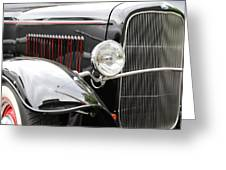 '32 Ford Greeting Card