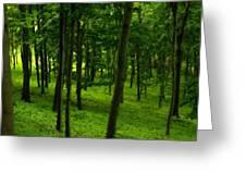 Nurture Nature Greeting Card