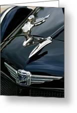 34 Buick - The Lady Can Fly Greeting Card