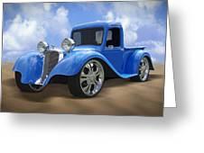 34 Dodge Pickup Greeting Card