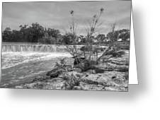 Grand Falls Greeting Card