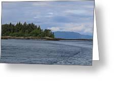 Alaska_00035 Greeting Card