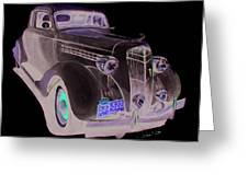 35 Desoto Greeting Card