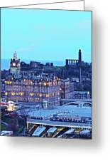 Edinburgh, Scotland Greeting Card