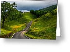Landscape Pictures Greeting Card