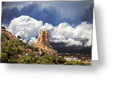 San Rafael Swell  Greeting Card by Mark Smith