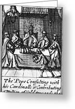 Spanish Armada, 1588 Greeting Card