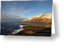 The Faroe Islands  Greeting Card