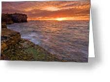 E-landscape Greeting Card