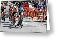 Fearless Femme Racing Greeting Card