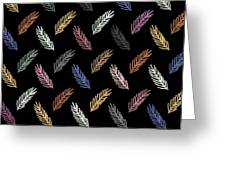 Lovely Pattern Greeting Card
