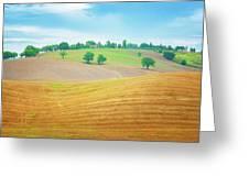Tuscany Italy Greeting Card