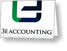 3e Accounting Pte Ltd Greeting Card