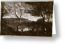 Camille Corot Greeting Card