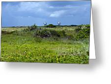 Cape Canaveral Florida Greeting Card
