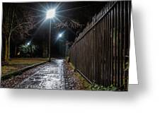 Chester After Dark Series Greeting Card