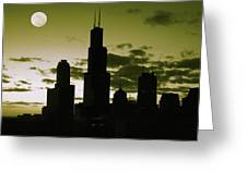 Chicago Greeting Card