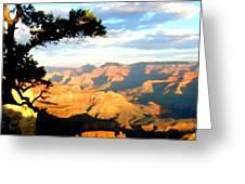D C Landscape Greeting Card