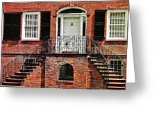 Davenport House Greeting Card
