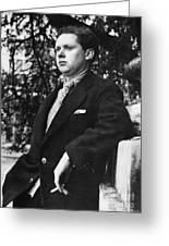 Dylan Thomas (1914-1953) Greeting Card