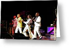Earth Wind And Fire Greeting Card